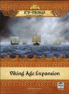 878 : Vikings - Invasion of England : Viking Ages Expansion